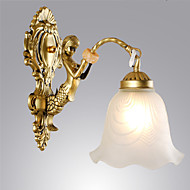 Mini Stil Vegglamper,Tradisjonell/ Klassisk E26/E27 Metall