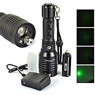 LT  4 Mode 1200 Lumen Waterproof Cree XM-L LED Flashlight