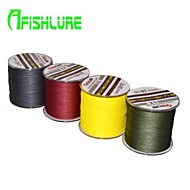 AFISHLURE®500M / 550 Yards PE Braided Line / Dyneema / Superline 80&75&65&55&3&25LB