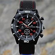 Men's Fashion Sport Silicone Watch Gift Wrist Watch Cool Watch Unique Watch