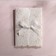 Personalized Folded Wedding Invitations Invitation Cards - 50 Piece/Set