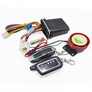 motorfiets scooter 2-weg anti-diefstal alarm spreker 125dB beveiligingssysteem afstandsbediening trillingen sensor alarm