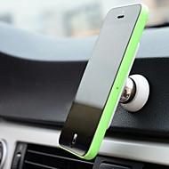 ZIQIAO 360 Degree Rotation Mini Phone Car Holder Magnet Dashboard Phone Holder For iPhone Samsung Smart Phone GPS