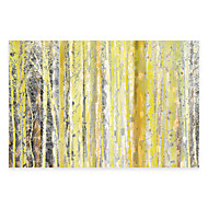 Abstract Forest Xmas Designs Handmade Oil Painting On Canvas