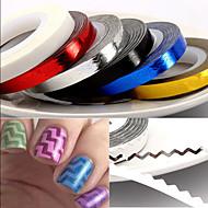 Jóias de Unhas - Adorável - para Dedo - de PVC - com 1pcs - 5mm