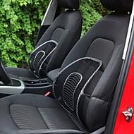 ziqiao chaise de bureau siège d'auto couverture canapé coussin de massage fraîche lombaire oreiller attelle coussin lombaire