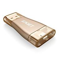 EAGET I50 OTG 32G Lightning to USB Storage USB3.0 MFI PHONE(Large Flash Pen USB Drives High Speed Keys Phone)