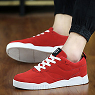 Running Shoes Men's Shoes Outdoor / Office & Career / Casual Fashion Sneakers Black / Blue / Red / Gray