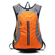 Kerékpáros táska 15LLKerékpár Hátizsák / Hidratáló táska és ivótasak Többfunkciós Kerékpáros táska Nejlon Kerékpáros táska Kerékpározás