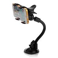 ziqiao 360 ° roter bil foranruten foranrutefestet holder dual clip for telefon gps