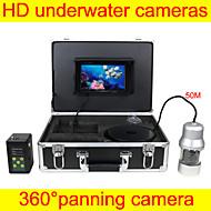 trouveur de poissons caméra sous-marine à 360 ° panoramique caméra, de vision large caméra pêche sous-marine d'angle - 360 degrés