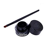 Eyeliner Liquid Wet / Matte / Mineral Volumized / Long Lasting Black Eyes 1 1 Make Up For You