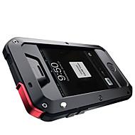 metalli on kolme seuraava vesitiivis, pöly ehkäisy tuki iphone5s / 5