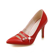 Women's Shoes Stiletto Heel Pointed Toe Pearl Pumps Shoes More Colors available