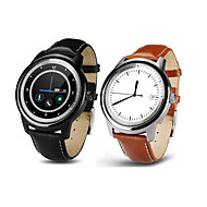 """1.33"""" DM365 Full Round Shape Smart Watch, Bluetooth 4.0/Hands-free Calls/Activity Tracker/Find My Device"""