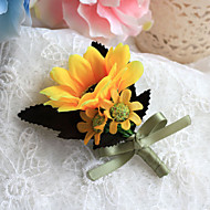 Wedding Flowers Free-form Lilies Boutonnieres