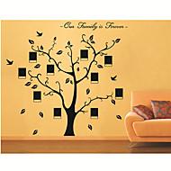 Botanica Adesivi murali Adesivi aereo da parete Adesivi decorativi da parete,Vinile Materiale Decorazioni per la casa Sticker murale