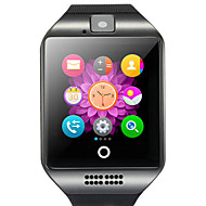 Kimlink® q18 smart klokke telefon bluetooth kamera sim sd kort smartwatch for android