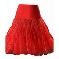vrouwen 50s vintage rockabilly onderrok petticoat