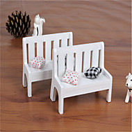 Wooden Crafts Decorative Wedding Photo Home Furnishing Mini Props
