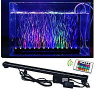 6W LED Aquarium Verlichting 50 SMD 5050 lm RGB Op afstand bedienbaar / Decoratief / Waterbestendig AC 100-240 V 1 stuks
