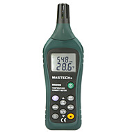 MASTECH ms6508 (medição de temperatura ambiente, umidade relativa do ar, temperatura e umidade), com armazenamento de dados