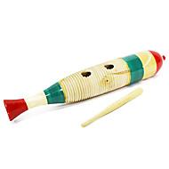 fish-kikker muziekinstrumenten voor kinderen (3--6 jaar oud)