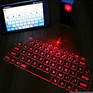 Portable Virtual Laser keyboard and mouse for Ipad Iphone Tablet PC Bluetooth Projection Keyboard Wireless Speaker