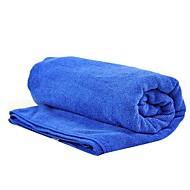 ziqiao limpeza do carro de microfibra ferramentas de produtos de lavagem toalha de pano de pó (160 x 60cm)