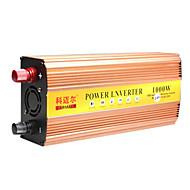 Carmaer Power Inverter 1000W 12V24V to 220V with USB