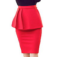 Women's  OL Graceful Fashion Falbala All Matches Short Skirt Women's Skirts