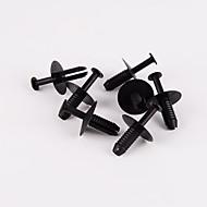 iztoss for bmw / mini kofanger trim holderne klip nitter serie 3 5& 7 oem 51-11-8-174-185