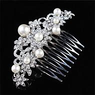 новые расчески установить шнек жемчужно сплава невесты блюдо волос продажа свадебных аксессуаров