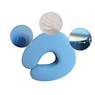 U Shaped Neck Pillow Leisure Car Travel Office Flight Nap Pillows Memory Foam Rectangular 29*29*10CM