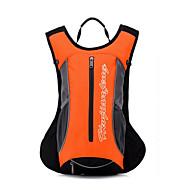 12 L hátizsák Szabadidős sport Szabadtéri Viselhető / Párásodás gátló Narancssárga Oxford Fulang