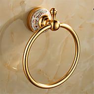 מתלה טבעת למגבת / אלומיניום / התקנה על הקירקרמי / אלומיניום /ענתיקה /14CM 14CM 0.28KG
