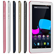 THTF V6 Android 4.4 Tableta RAM 512MB ROM 4GB 7 pulgadas 1024*600 Dual Core