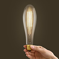 40W E27 Retro Industry Style Transparent Incandescent Bulb in Fruit Shape