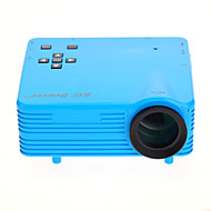 EG Beaver™ LED1018 Newest Home Theater Projector LED Multimedia Portable Video Pico Micro Mini Projector