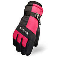 Herrn Handschuhe Eislaufen / Schnee Sport / Alpin Ski warm halten / Windundurchlässig Frühling / Herbst / WinterRot / Grau / Blau /