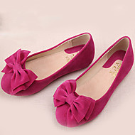 Women's Shoes Suede Flat Heel Moccasin / Round Toe / Closed Toe Flats Dress / Casual More Colors Available