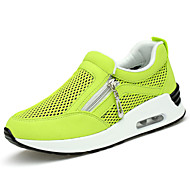 Women's Shoes Casual/Travel/Athletic/Runing Fashion Sport Casual Air cushion Shoes Black/Burgundy/Green