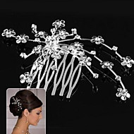 נשים סגסוגת כיסוי ראש-חתונה / אירוע מיוחד מסרקי שיער חלק 1