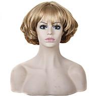 rimelige i pris extensions kvinder dame charmerende stil syntetiske parykker