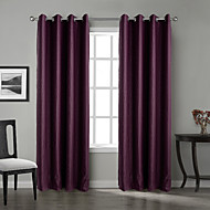 VERSUS crinkle blackout curtain