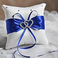 Marfil Rojo Azul Lila 1 Cinta Lazo Satén