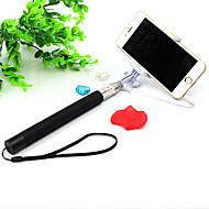 mini proširivo rukuje stick s ugrađenim daljinskim okidačem dizajniran za Apple, Android smartphone