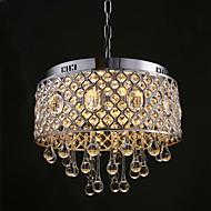 Lampadari ,  Contemporaneo Cromo caratteristica for Cristallo Originale MetalloSalotto Camera da letto Sala da pranzo Cucina Sala