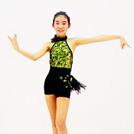 Jazz Dance Dancewear Adults' Children's Sequin Jazz Outfit Kids Dance Costumes