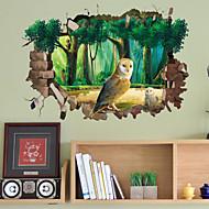 Dieren / Architectuur / Botanisch / Cartoon / Romantiek / Mode / Feest / Landschap / Vormen / Transport / Fantasie / 3D Wall Stickers3D